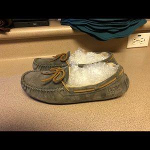 PreOwned UGG Dakota Women's 9 Mocassin Slippers